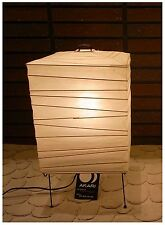 ISAMU NOGUCHI AKARI 1X Table Light, Lamp - Free Shipping from Japan