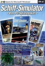 Barco-simulador 2006/piratas en la Tortuga Bay/hundir barcos-PC nuevo