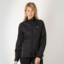 ASICS Black 'Vesta' Active Jacket, Size M