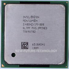 SL7E6 SL7PP - Intel Pentium 4 3.4GHz 1MB 800MHZ Socket 478 US free shipping