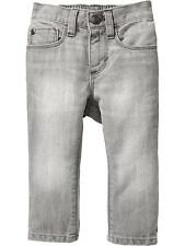 Old Navy Gray Colored Jeans (GBON-P31) - Size: 12-18 months