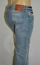 GUESS JEANS New Men's sz 32 GUESS Lincoln Slim Straight jeans - Light wash