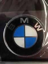 Adesivo copri mozzo ruota ruote centro cerchione resina morbida 3D BMW