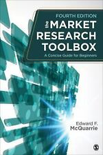 The Market Research Toolbox : A Concise Guide for Beginners by Edward F....