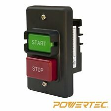 Power Tool Switch 110/220V Single Phase Fit Basic Electrical Box Supply Home