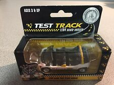 Walt Disney World Test Track 1/64 scale White Car - Epcot Vehicle New