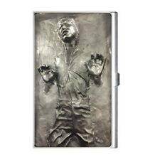 Han Solo In Carbonite Star Wars - Business Name Credit Id Card Holder