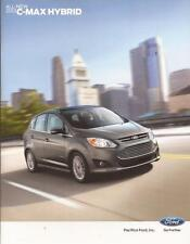 2013 13  Ford C Max Hybrid original brochure MINT
