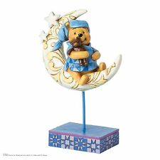 Disney Jim Shore Bedtime Bear Winnie The Pooh on The Moon Figurine 20cm 4038499