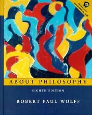 About Philosophy by Robert Paul Wolff (1999, Hardcover, Revised)