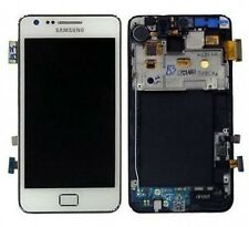 Original Samsung i9100 Galaxy S2 WEISS White LCD Display mit Rahmen Touch Screen