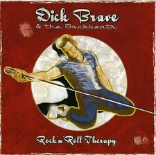 Dick Brave, Dick Brave & the Backbeats - Rock N Roll Therapy [New CD]