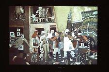W COLESCOTT-DURER AT 23 IN VENICE IN LOVE HIS BAGS ARE STOLEN 35MM ART SLIDE