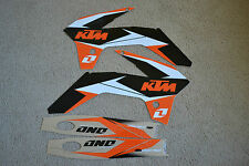 ONE INDUSTRIES  DELTA GRAPHICS   KTM  85 SX SX85 KTM85SX 85SX   2013  2014 2015