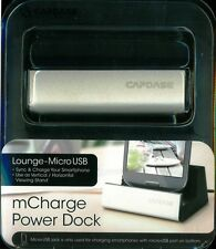 Capdase MCharge Micro USB Power Dock Cradle Charger for Samsung Galaxy S2 S3 S4