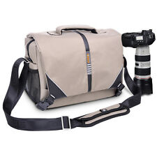 DSLR SLR Camera Shoulder Carry Bag Case Messenger Bag For Sony Nikon Canon
