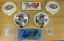 Jeep Wrangler HELLA 700 Halogen Light Kit Pair of 2 Mopar OEM