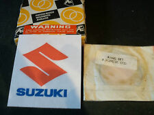 SUZUKI PISTON RINGS A100 AS100 ASS100  STD SIZE (1) NOS