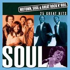 WCBS FM: Motown, Soul and Rock N Roll - Soul by Various Artists (CD,...
