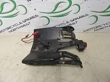 HONDA CBR1000RR RRA 2010 SC59 R&G TAIL TIDY PLATE HOLDER BK210