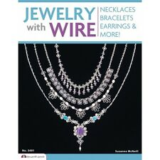 JEWELRY WITH WIRE-Beaded Craft-Beading/Beads Idea Book