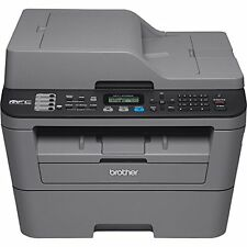 Brother All in One Compact LASER PRINTER, 250 Sheet Capacity WIRELESS PRINTER