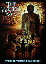 THE WICKER MAN COMPLETE BASE SET All 54 Cards