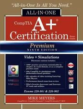 Comptia A+ Certification All-In-One Exam Guide, Premium Ninth Edition (Exams 220