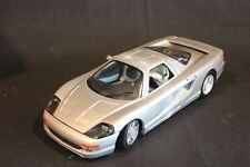 Guiloy Mercedes-Benz C-112 1:18 Metallic Silver (JS)