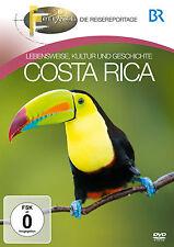 Reise DVD Costa Rica BR Fernweh   Das Reisemagazin mit Insidertipps auf DVD