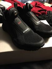Vetements X Reebok Pump Black SSense Collab 9.5