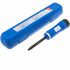 """BGS Germany Calibrated Precision Torque Wrench """"Workshop"""" 1/4""""drive 1-5Nm Cased"""
