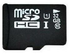 32GB micro SD SDHC Class 10 memory card with Adapter upto 80MB/S