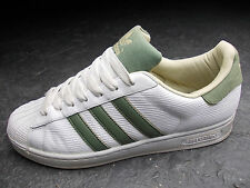 Adidas Superstar Stan Smith Allround 42 Weiss verde colección super Estado