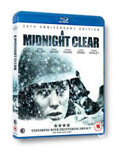 A Midnight Clear NEW Cult Blu-Ray Disc Keith Gordon Peter Berg Kevin Dillon