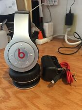 Authentic Beats by Dr. Dre Solo Wireless Headband Headphones - Silver - Read