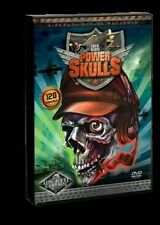 Power Skulls Wicked Colors Airbrush Paint DVD with Eddie Davis, Airbrush Action