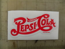 "Vintage Pepsi 1906 sticker decal sign 5.2""x2.7"""