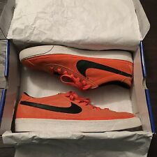 Nike SB Orange Low Top Bruin 12 Rare 2009