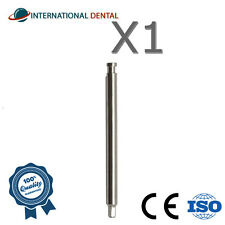 Long Motor Mount Low Speed Hex Driver 1.25mm, Dental Implant Abutment