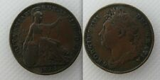 Collectable King George IIII First Issue Farthing 1823