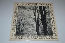 Songs of the Forest~Bird Songs~Recorded by Peter Kilham~Alfred L. Hawkes