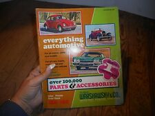 Vintage Catalog # 386 Everything Automotive