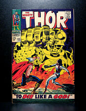 COMICS: Marvel: Thor #139 (1967) - RARE (avengers/loki/ironman/spiderman)