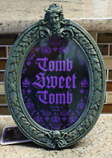 New Disney Parks Authentic HAUNTED MANSION Tomb Sweet Tomb Portrait Frame 5x7