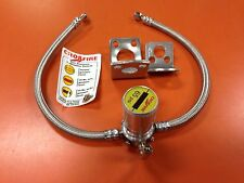 CROSSFIRE TIRE EQUALIZER SYSTEM 65 PSI STAINLESS STEEL HOSES