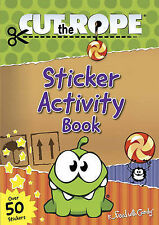 Cut the Rope Sticker Activity Book (Om Nom), SIMON&SCHUSTER CHILDREN'S, New Book
