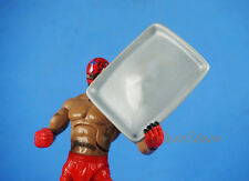 WWE WWF Wrestling Jakks Action Figure Accessory Weapon Plate Face Imprint K880_R