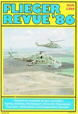 2f8605/ Flieger Revue Nr. 399 - 5/1986 - TOPP LIBRETTO