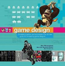 Game Design: Principles, Practice, and Techniques - The Ultimate Guide-ExLibrary